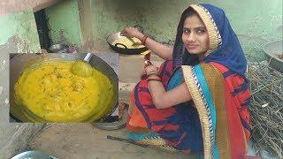 PUNJABI KADHI PAKORA RECIPE prepared IN GRANNY STYLE   KADI PAKODA, KADHI PAKORA RECIPE ,INDIAN FOOD
