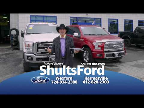 September 2015 Ford certified commercial from the Ford King