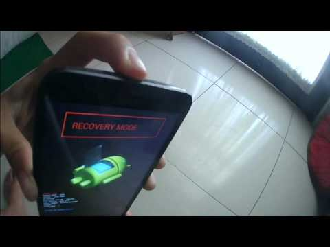 Cara Masuk ke Recovery Mode Asus Zenfone 2 dengan mudah