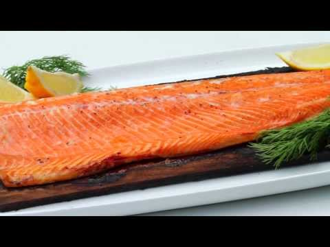 Fish Grilling Tips & Cedar Planked Salmon Recipe