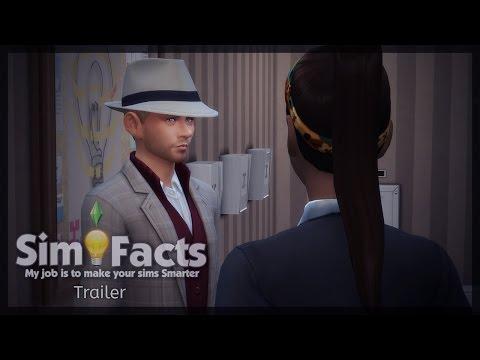 Simfacts - San Myshuno's Murder Mystery - Trailer