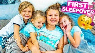Kids Perfect BFF Sleepover!! ❤️| Slyfox Family