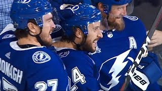 Callahan grinds out goal and assist in Lightning win