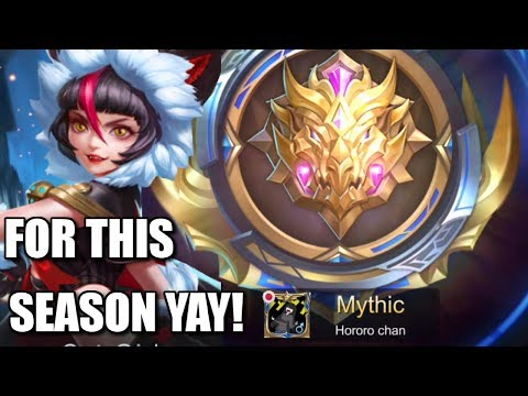 THIS TIME IT'S RUBY FINALLY REACHING MYTHIC
