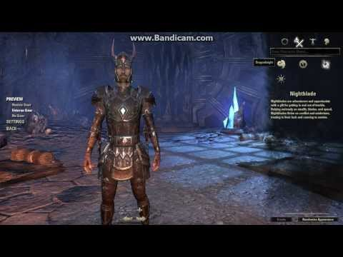 ESO BETA - Creating Male Imperial