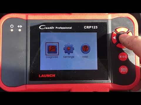Launch Creader Pro 123 OBDII Scanner Review