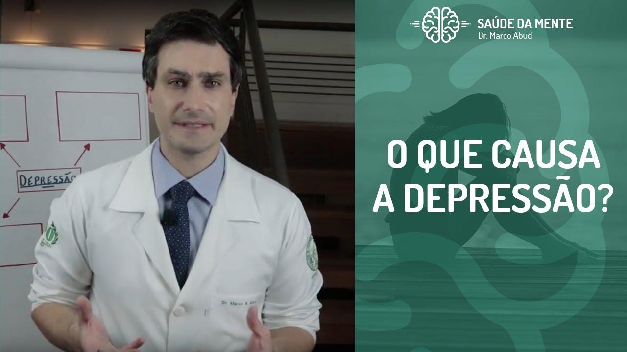 O que causa a Depressão?