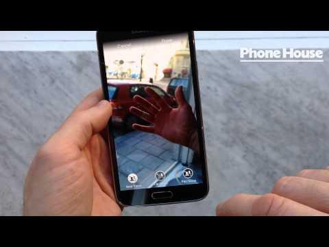 Samsung Galaxy S5, ta kontroll över skärpedjupet med nya kameran