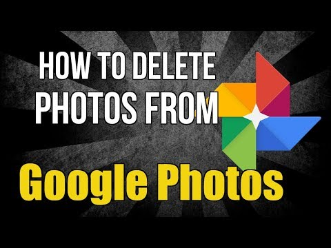 How to delete photos from Google Photos