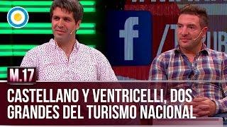 Jonatan Castellano y Luciano Ventricelli en Maratón 2017 (1 de 2)