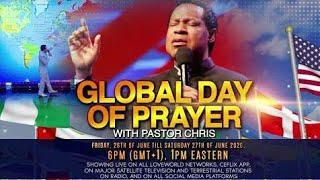Pastor Chris:: FULL VIDEO of the Global Day Of Prayer LIVE Service