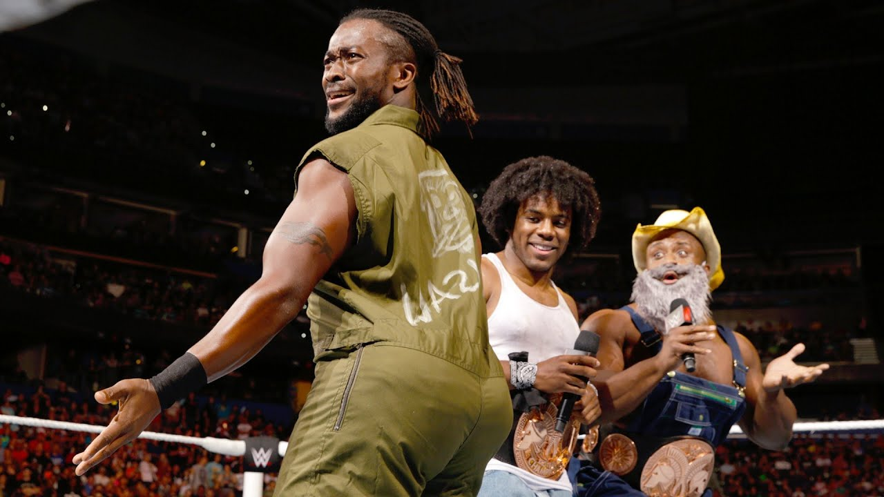 The New Day's funniest moments: WWE Playlist