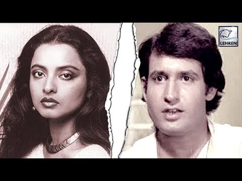 Rekha's Secret Affair With Kiran Kumar