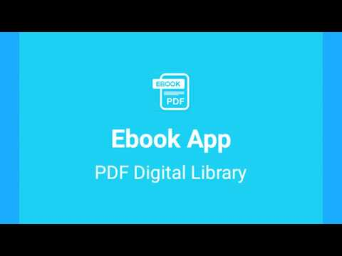 Free eBooks PDF - eBook App