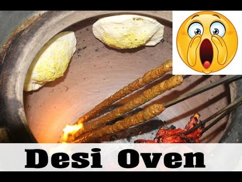Tandoor Desi-Oven||How to make Tandoor|Tandoor clay oven