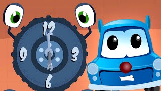 Hickory Dickory Dock | Nursery Rhymes And Kids Songs | Cartoon Videos from Kids Tv Channel