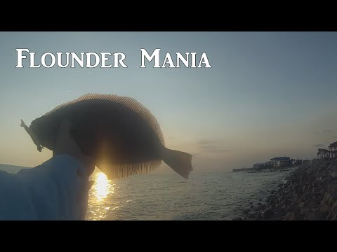 Flounder Mania! Flounder Fishing in Florida