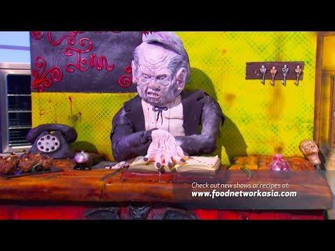 Halloween Wars S6 | Food Network Asia