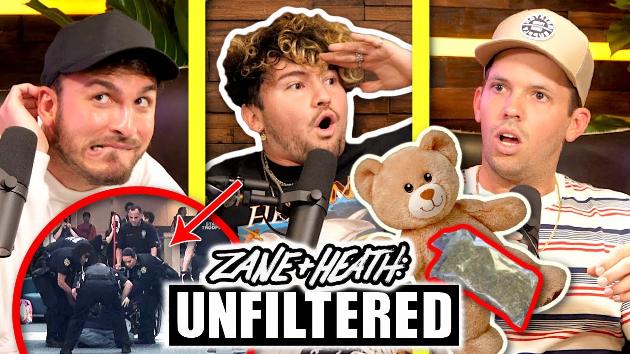We Snuck Drugs Into Canada With A Teddy Bear - UNFILTERED #67