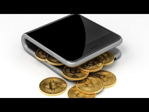 Getting A Bitcoin Wallet - Mycelium