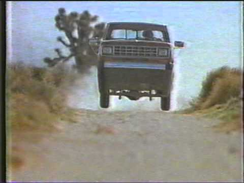 1984 Ranger small truck from FORD Commercial