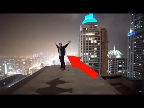 19 YEAR OLD CLIMBS UP DUBAI SKYSCRAPERS!!!