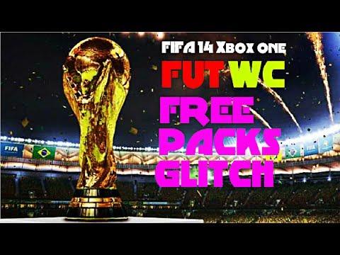 FIFA 14 FUT WC FREE PACKS GLITCH!