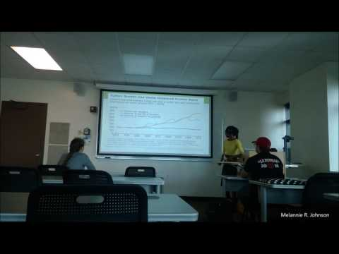 The Effects of Increasing Public College Tuition on Minority Student Enrollment -CMST 1010