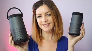 Bose Revolve & Revolve + Review of wireless Bluetooth speakers