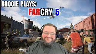 BOOGIE PLAYS: FAR CRY 5