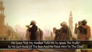 Amazing Story of Shaykh Abdul Qadir Jilani (R.A) As A Child