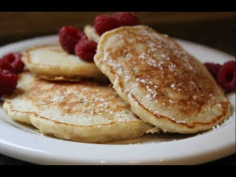 OAT PANCAKES/FLUFFY OATMEAL PANCAKES - healthy recipe ( RUBY KITCHEN )