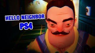 HELLO NEIGHBOR PS4 | Hello Neighbor Act 2