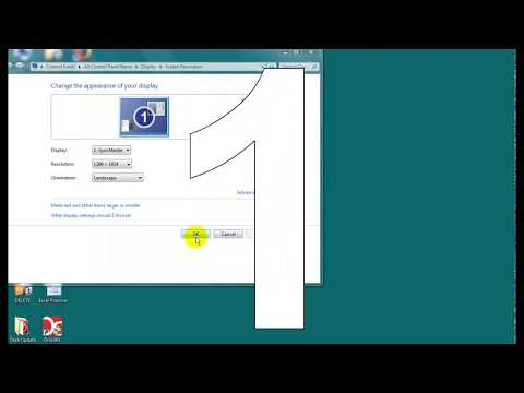 How to online update your Graphics Card Drivers Windows 7, XP and Vista