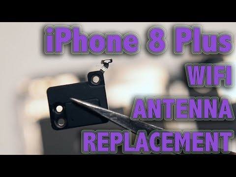 iPhone 8 Plus WiFi Antenna Replacement