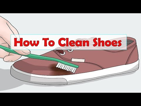How To Clean Shoes | Best Shoe Cleaner | Fashionstyleio