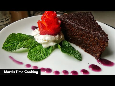 How To Prepare Fruits For Jamaican Rum Cake | Lesson #75 |  Black\Fruit Cake | Morris Time Cooking