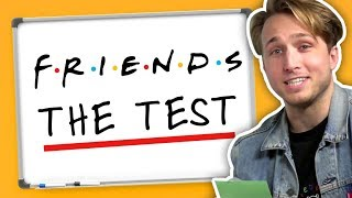 """WE TAKE """"THE TEST"""" FROM FRIENDS (Squad Vlogs)"""