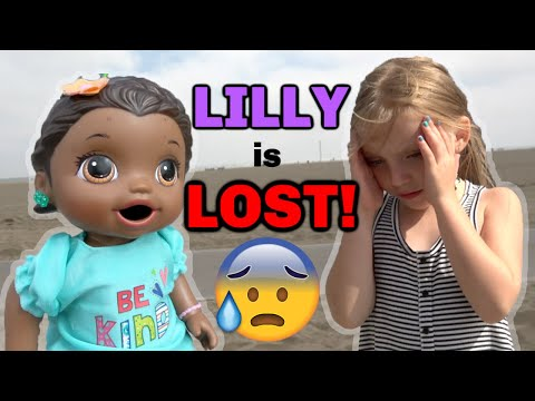 Xxx Mp4 BABY ALIVE Gets LOST At The BEACH The Lilly And Mommy Show The TOYTASTIC Sisters FUNNY KIDS SKIT 3gp Sex