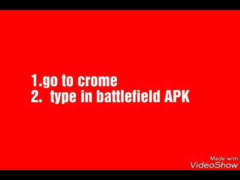 How to download battlefield on mobile  ( merry Christmas everyone )