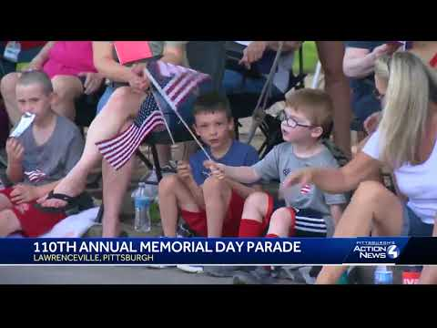 A Pittsburgh tradition: The Lawrenceville Memorial Day Parade