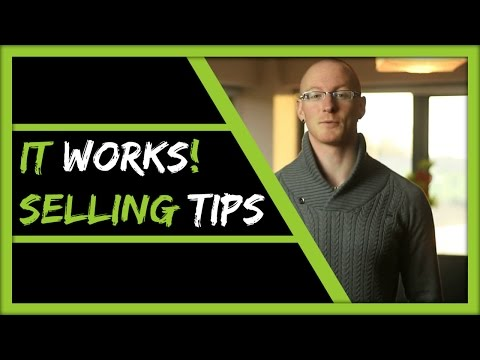 Selling It Works Products – How To Sell It Works Products Successfully – It Works Selling Tips