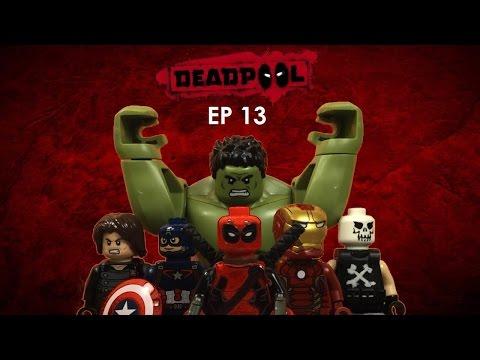 Lego Deadpool EP 13