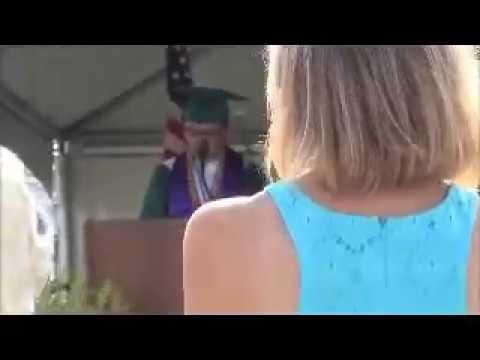 Valedictorian Shocks World with Brutally Honest Graduation Speech