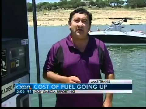 Boating fuel costs on the increase