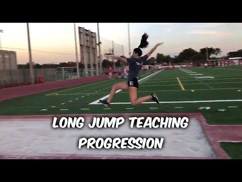 Long Jump - Teaching