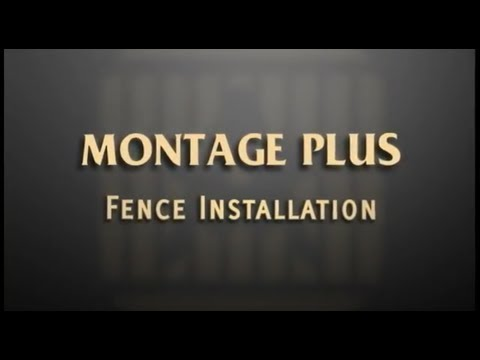 Montage Plus | Ornamental Iron Fencing