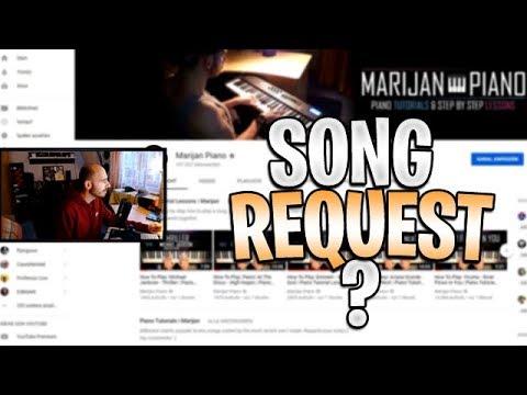 GOT A SONG REQUEST? Here's a quick little tipp