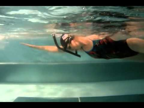 Freestyle Swimming - Using a Snorkel