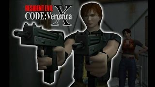 Resident Evil Code Veronica X For PS4 (Live Stream REplay) | EFFING MOTH RAGE